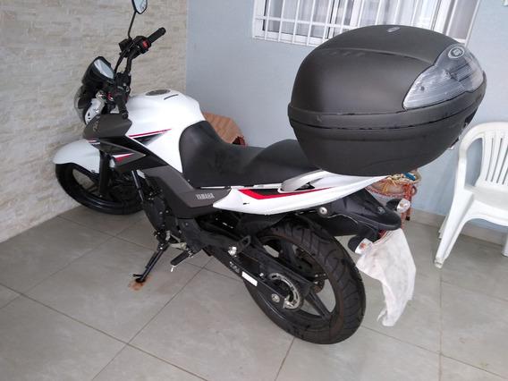 Yamaha Fazer 250cc A Mais Nova De Sp Apenas 1217 Km