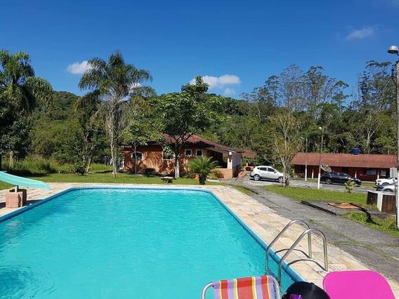 Sítio Rural Em Mogi Das Cruzes - Sp - Si0001_prst