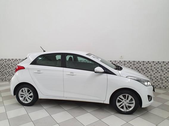 Hyundai Hb20 Premium 1.6 Flex 2014 Branco