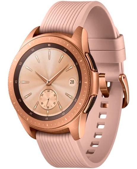 Smartwatch Samsung Galaxy Watch Bluetooth Wifi Rose Gold