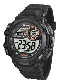Relógio X-games Masculino Preto Digital Xmppd520bxpx