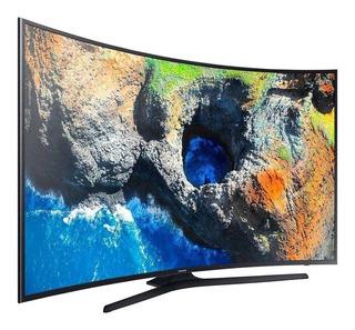 Pantallas Samsung 55 Curva Uhd 4k Smart Tv Nu7300 Serie 7