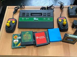 Consola Edu Juegos 2600 Funciona Completa