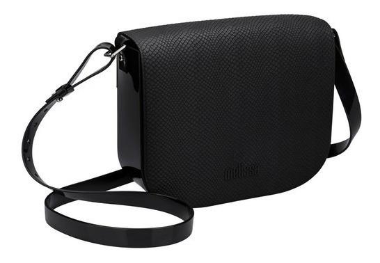 Bolsa Melissa Essential Shoulder Bag Snake R. 34182
