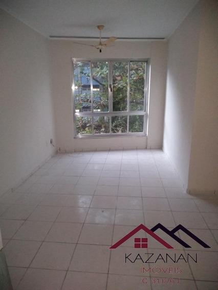 Dois Dormitórios + Dependência Completa - Vila Mathias - 2914