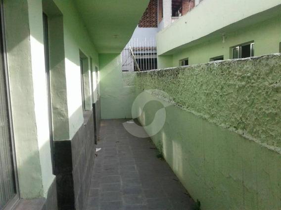 Casa De Quarto E Sala, Cozinha , Banheiro E Área Externa, Dentro De Vila, Com Hidrômetro E Relógio De Energia , Individual. - Ca1249