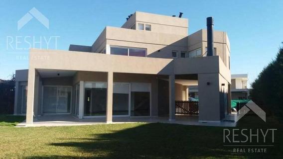 Hermosa Casa I 6 Amb I Cabos Del Lago I Nordelta