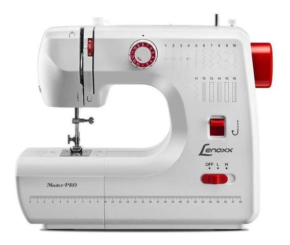 Máquina de costura Lenoxx Master Pro PSM103 Branco 110V/220V