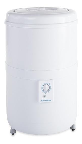 Lavarropas Diplomatic C/superior 5.5kg Dm-6sb Blanco