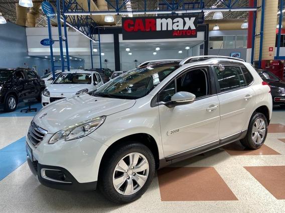 Peugeot 2008 1.6 Allure 2016 Branco 5p