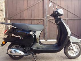 Scooter Motomel Strato Euro 150 -no Zanella Gilera-