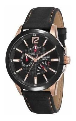 Relógio De Pulso Masculino Seculus Cód. 23609gpsv1r1