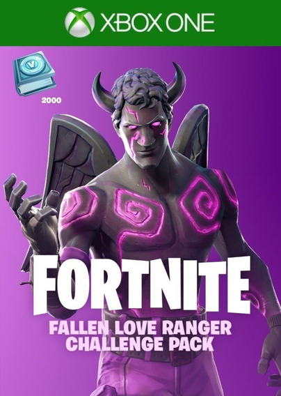 Fallen Love Ranger Skin + 2000 Vbucks Fortnite