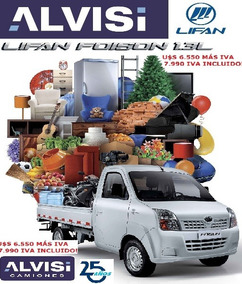 Lifan Foison Pick Up Iva Incluido