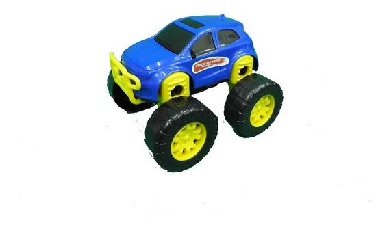 Carrinho Roda Livre Samba Toys Turbo Monster 018