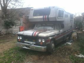 Motorhome Casilla Dodge 200