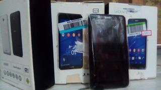 Sony Xperia E4 Black Dual Tv Novo (vitrine) + 2 Brindes