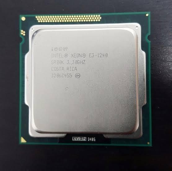 Xeon E3 1240 - Servidor Hp Proliant Ml110