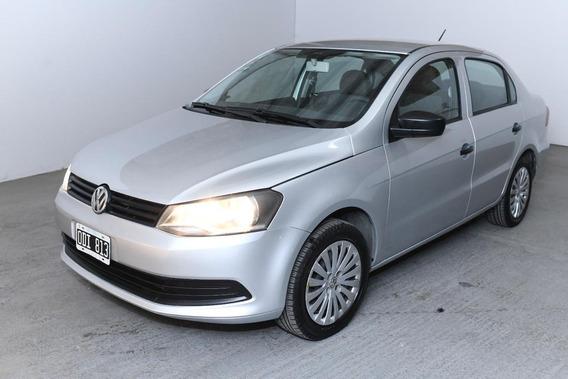 Volkswagen Voyage 1.6 I Motion 2014 Con Gnc