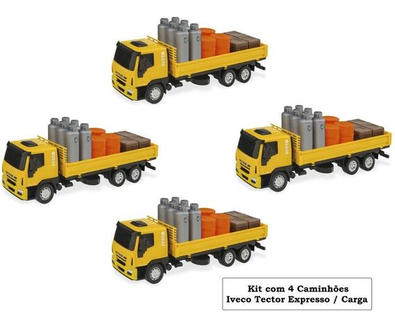 Caminhão Iveco Tector Expresso / Carga - 4 Unidades