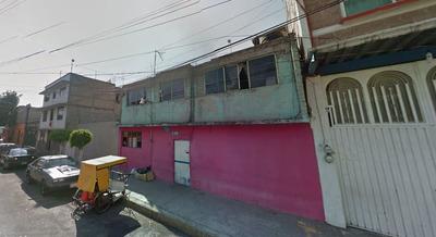 Casa/lote En Venta Con Remate Bancario En Gustavo A Madero