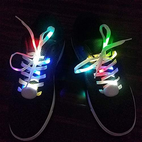 Cordones Led Moda 2019 Zapatillas, Botas Zapatos. Con Envio!
