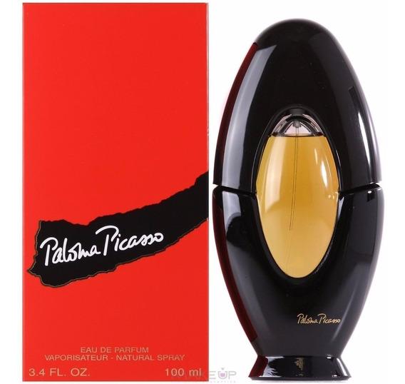 Paloma Picasso 100 Ml Eau De Parfum Spr De Paloma Picasso