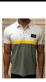 Camisa Polo Masculina Calvin Klein Jeans Original