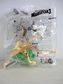 Madagascar 3 Os Procurados Mc Donalds Melman !