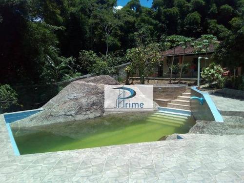 Chácara À Venda, 4000 M² Por R$ 750.000,00 - Boa Vista - Cachoeiras De Macacu/rj - Ch0002