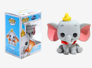 Funko Pop Dumbo Disney 50 - Minijuegos