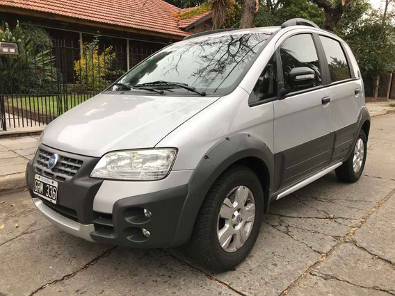 Fiat Idea Adventure 1.8 Alarma