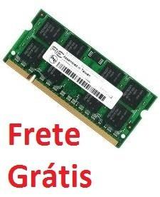 Memoria Notebook 512mb Ddr400 333mhz Frete Gratis
