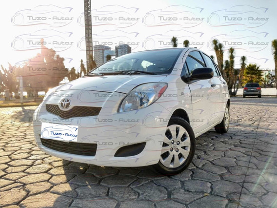 Toyota Yaris 1.5 Hb Core Aa At 2010
