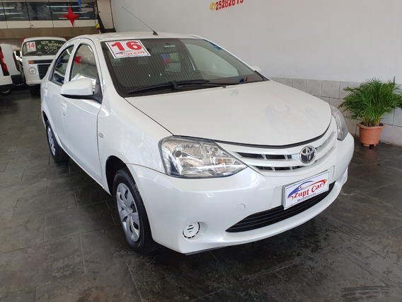 Toyota Etios Sedan Aplicativo Uber 99 Pop