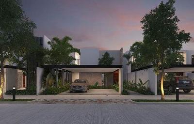 Preventa Hermosas Casas En Residencial Ya