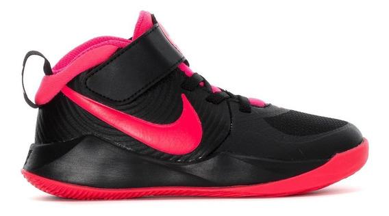 Tenis Nike Team Hustle D 9 (ps) Del16.5al22 Aq4225 002