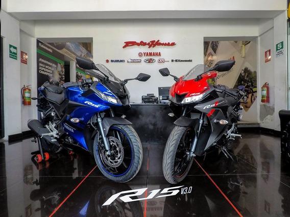 Motocicleta Yamaha Yzf-r15 V.3.0 Nuevo