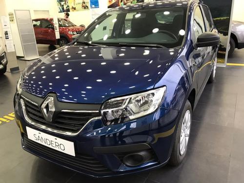 Nuevo Renault Sandero Life - Tomamos Tu Usado