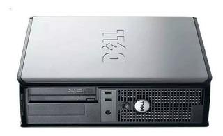 Cpu Dell Optplex Core 2 Duo 4gb Hd 80 #usado C/garantia