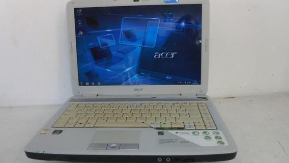 Notebook Acer Aspire 4520 - Hd 160 Gb - Usado