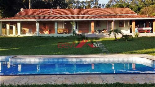 Chácara Com 3 Dorms, Alpes Das Águas, São Pedro - R$ 650 Mil, Cod: 5192 - V5192