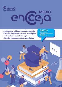 Apostila Encceja 2019 - Ensino Médio Ed Solução - Completa