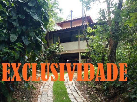 Casa Em Condomínio Com 3 Quartos Para Comprar No Condomínio Aldeia Da Cachoeira Das Pedras Em Brumadinho/mg - 1868