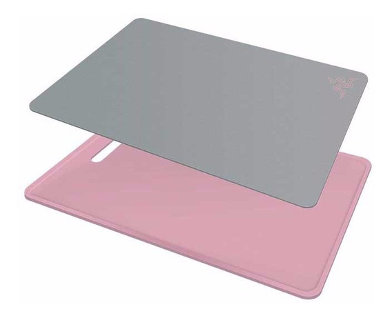 Mousepad Razer Invicta Quartz Edition Control E Speed Pink