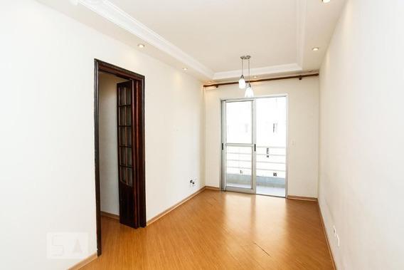 Apartamento No 5º Andar Com 2 Dormitórios E 1 Garagem - Id: 892968983 - 268983
