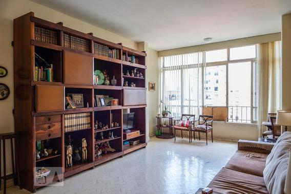 Apartamento Para Aluguel - Copacabana, 3 Quartos, 180 - 893018968