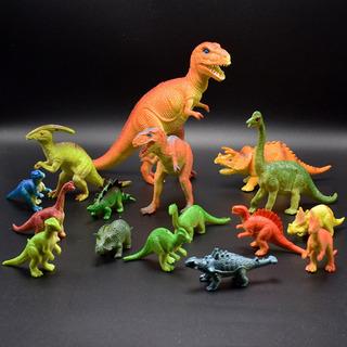 Educativo Realista Dinosaurio Figuras Dinosaurios Juguetes D