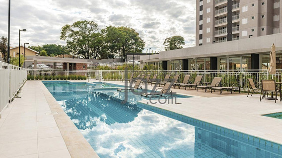 Apartamento Com 2 Dormitórios À Venda, 57 M² Por R$ 498.000,00 - Mansões Santo Antônio - Campinas/sp - Ap2631