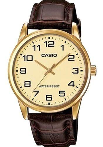 Relógio Casio Dourado Aço Inoxidável